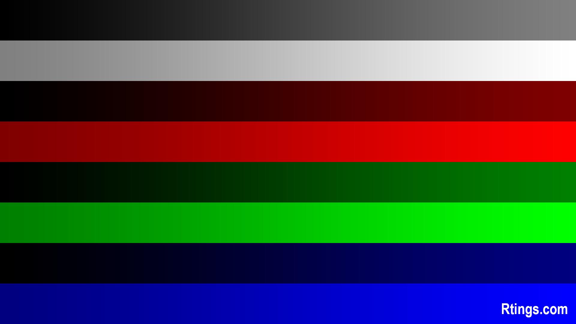 Gradients On Tvs Color Bit Depth Rtings Com