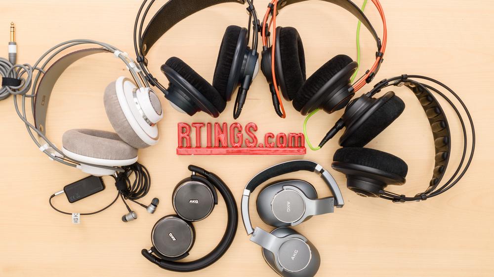 4a3131c51e1 The Best AKG Headphones of 2019: Reviews - RTINGS.com