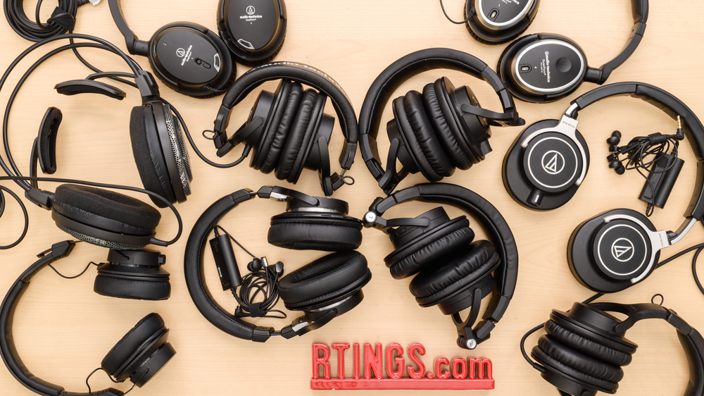 cf13a128066 The Best Audio-Technica Headphones of 2019: Reviews - RTINGS.com