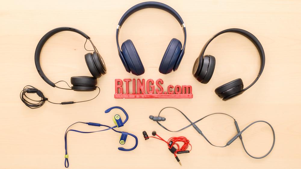 c3ddada9273 The Best Beats Headphones of 2019: Reviews - RTINGS.com