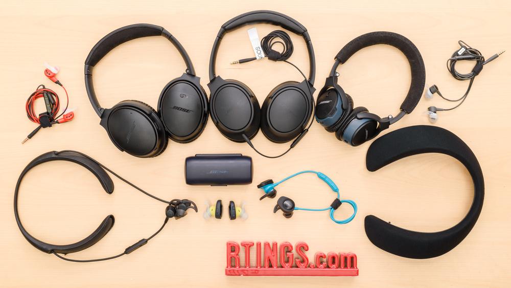 f44cd43831e The Best Bose Headphones of 2019: Reviews - RTINGS.com