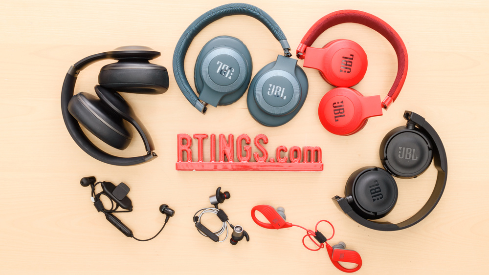 e7b205fd3f0 The Best JBL Headphones of 2019: Reviews - RTINGS.com