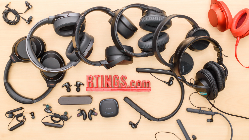 The Best Sony Headphones of 2019: Reviews - RTINGS com