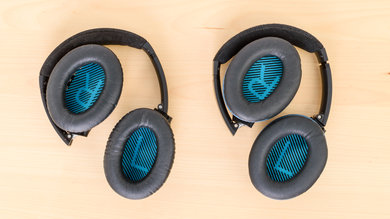 Comfort of real and fake Bose QC25