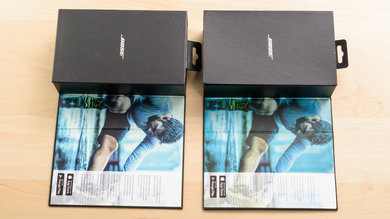 Bose Soundsport Packaging Closeup