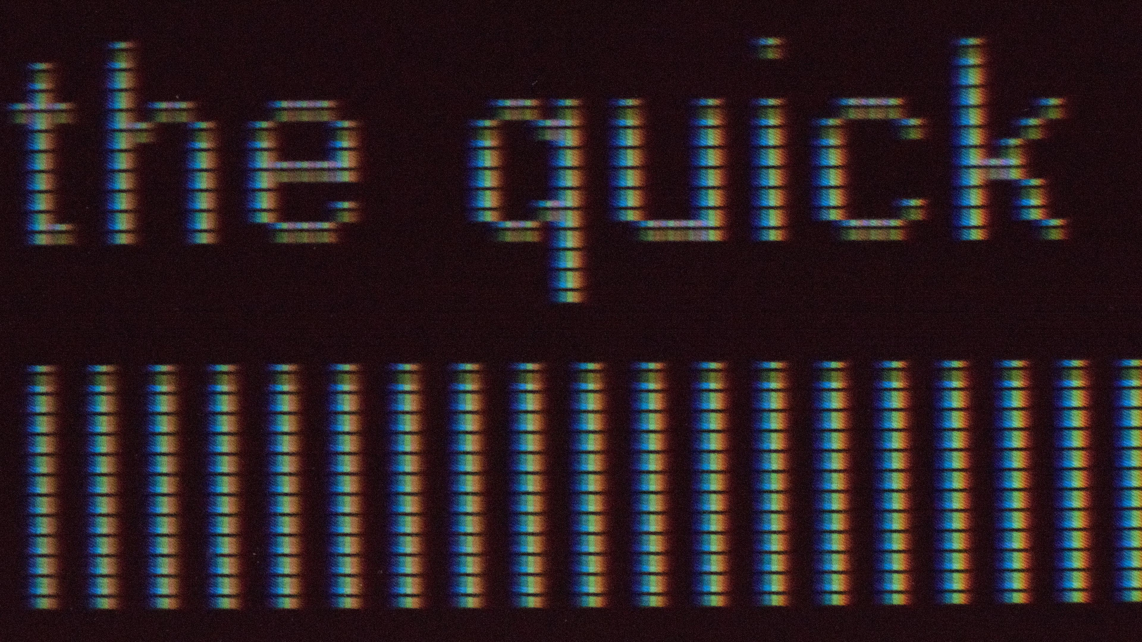Chroma 4:4:4 Samsung Q90R