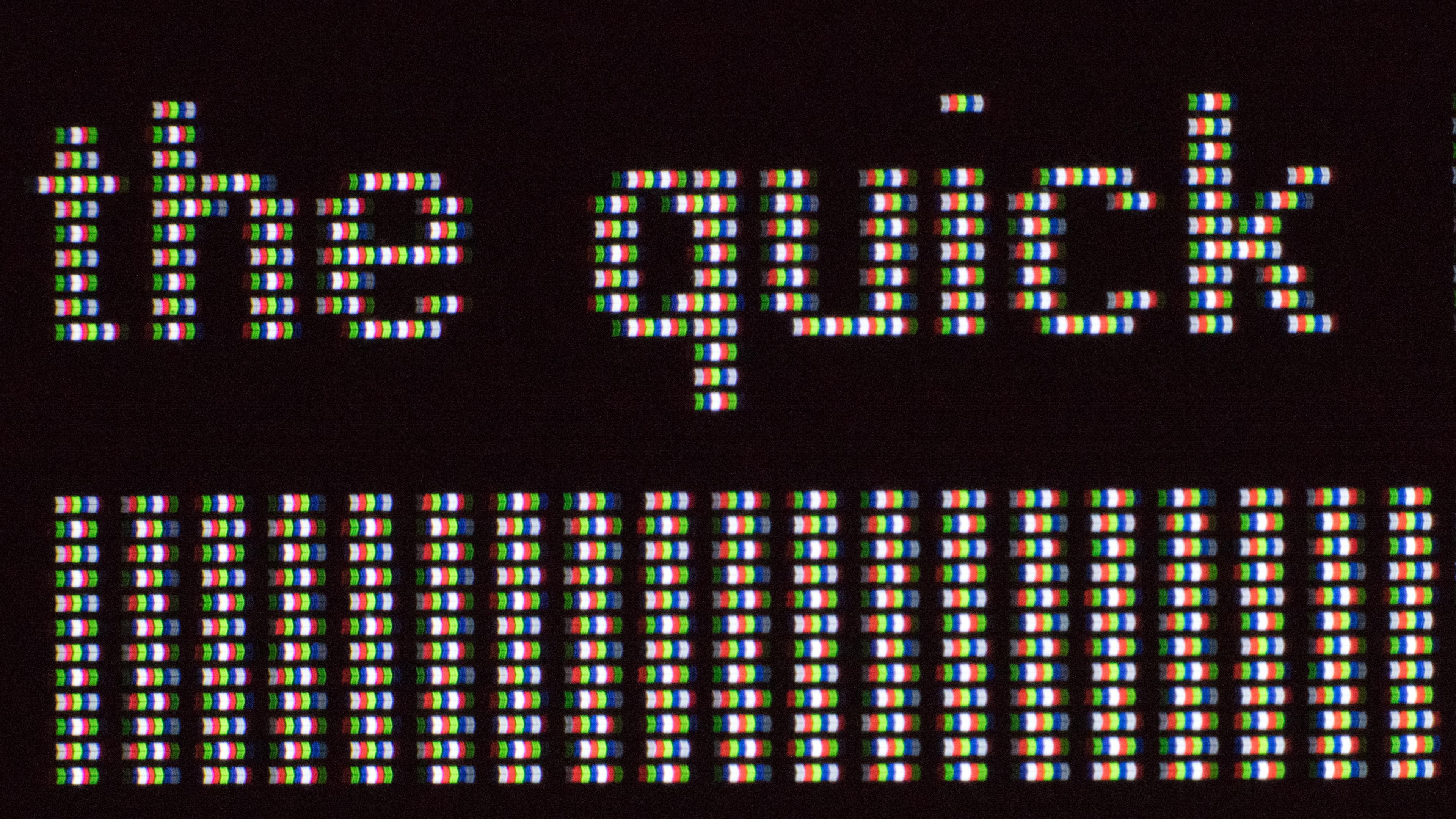 LG UK6300 - Chroma 4:4:4