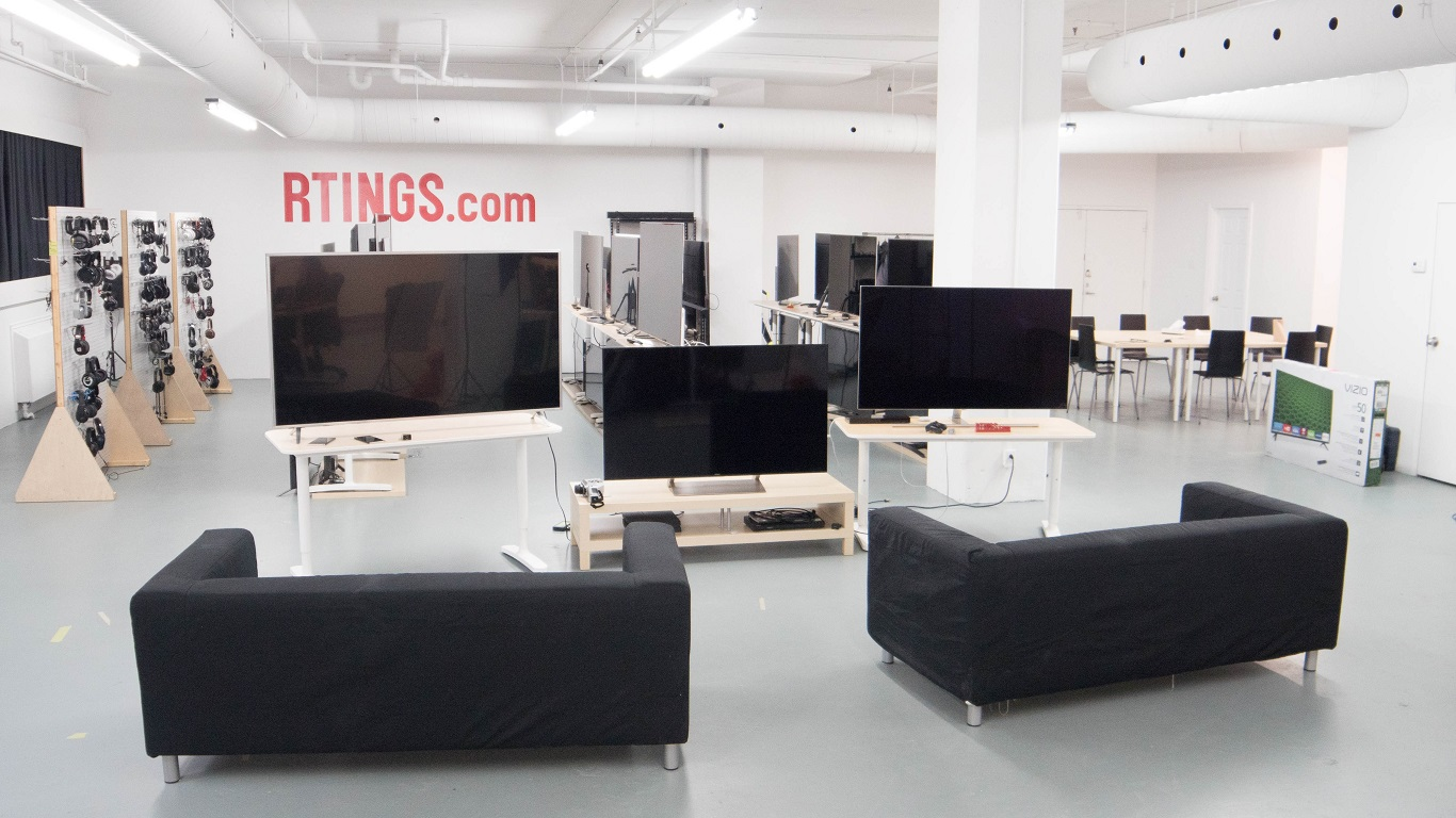 Rtings.com Lab